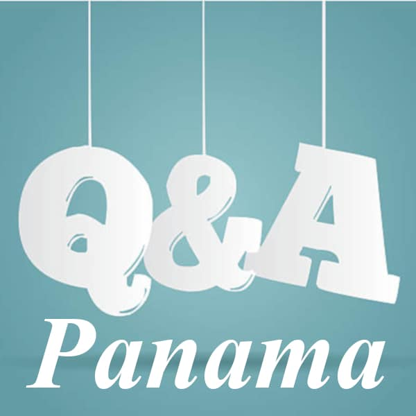 Q and A Panama